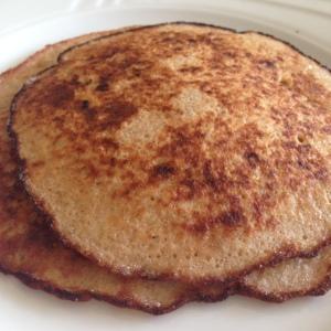 Oat & Banana Pancakes
